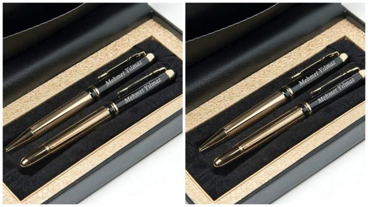 kalem hediye etmek