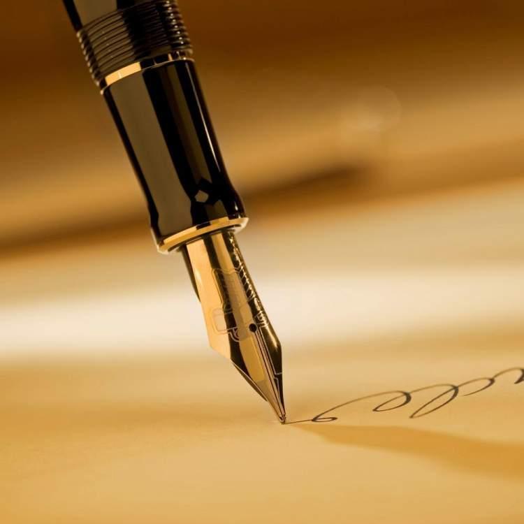 kalem kağıt görmek