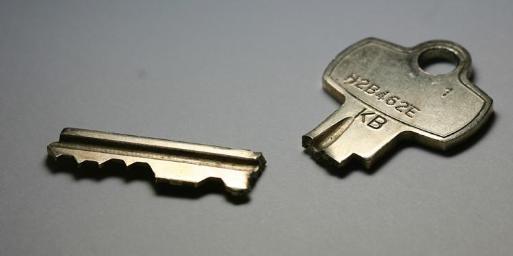 Rüyada Kapı Anahtarının Kırıldığını Görmek