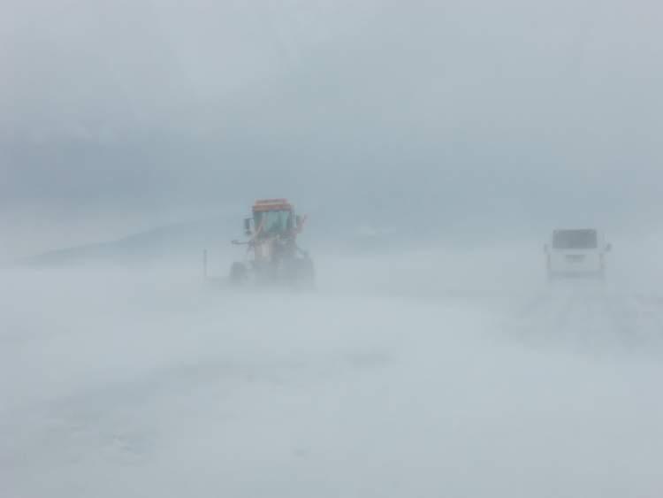 Rüyada Kar Tipisi Görmek