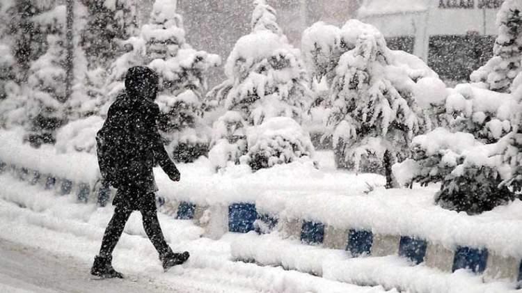 Rüyada Kar Yağışı Görmek