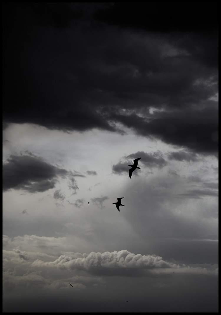Rüyada Kara Bulut Görmek