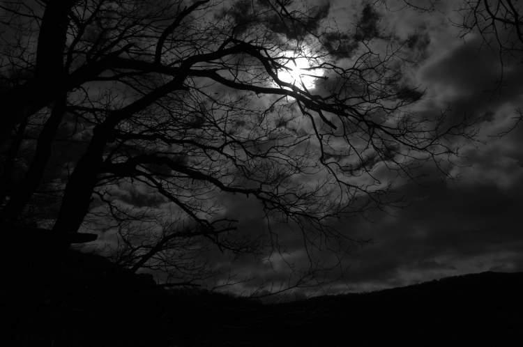 karanlık görmek