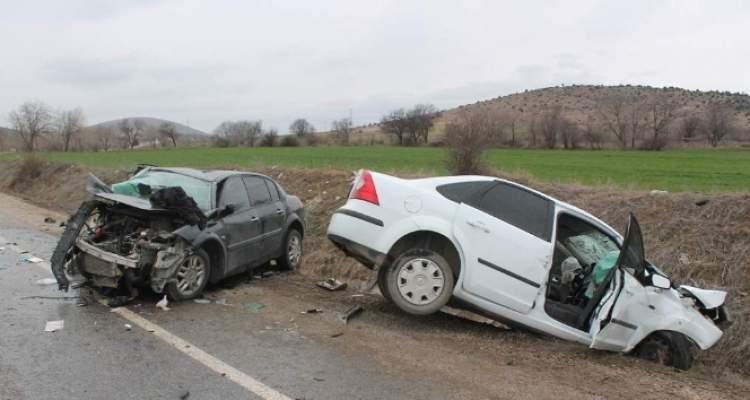 kazada ölmek