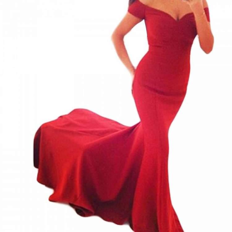 Rüyada Kırmızı Nişan Elbisesi Giymek