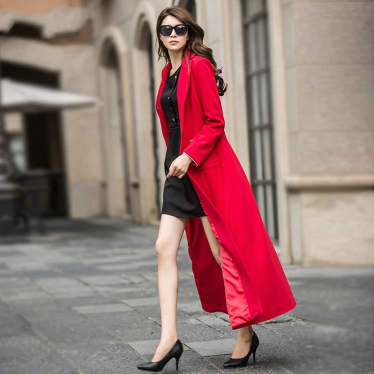 Rüyada Kırmızı Palto Görmek