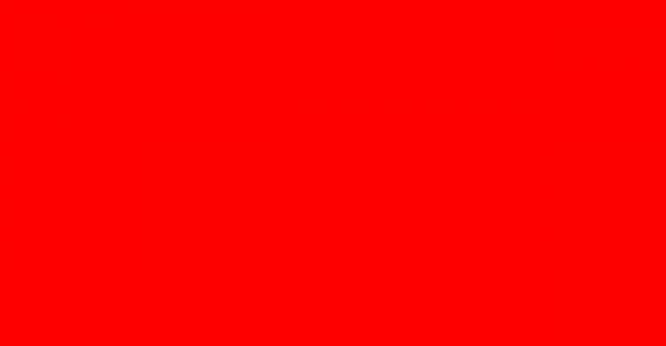 Rüyada Kırmızı Renk Görmek