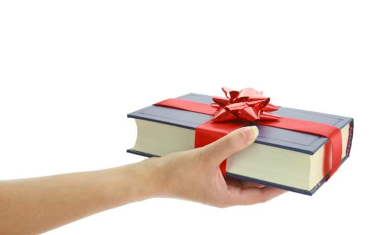 kitap hediye almak