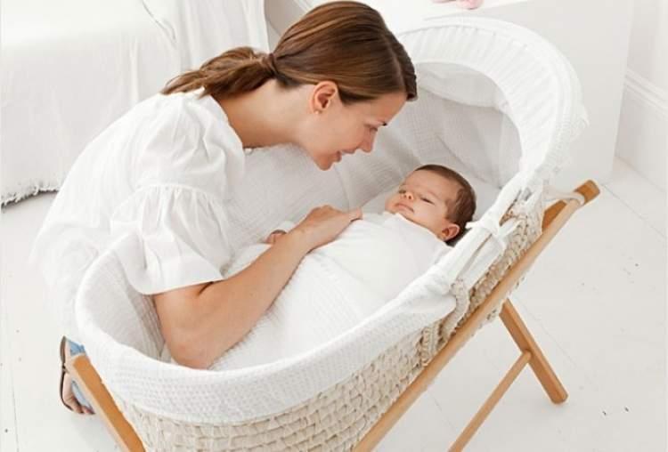 Rüyada Kucağında Bebek Uyutmak