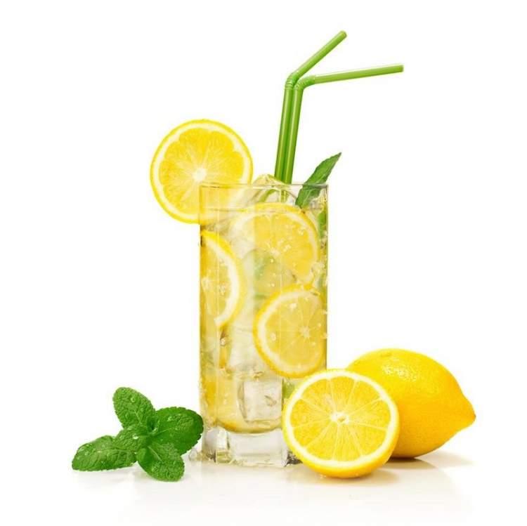 limonata içmek