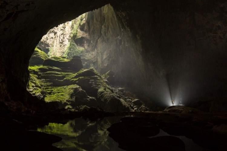 mağara görmek
