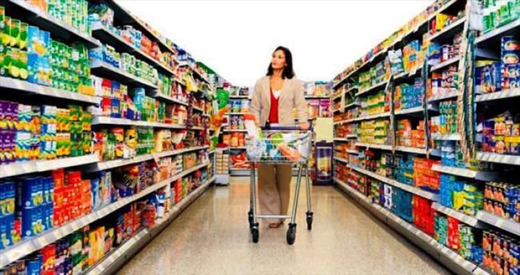 markette alışveriş yapmak
