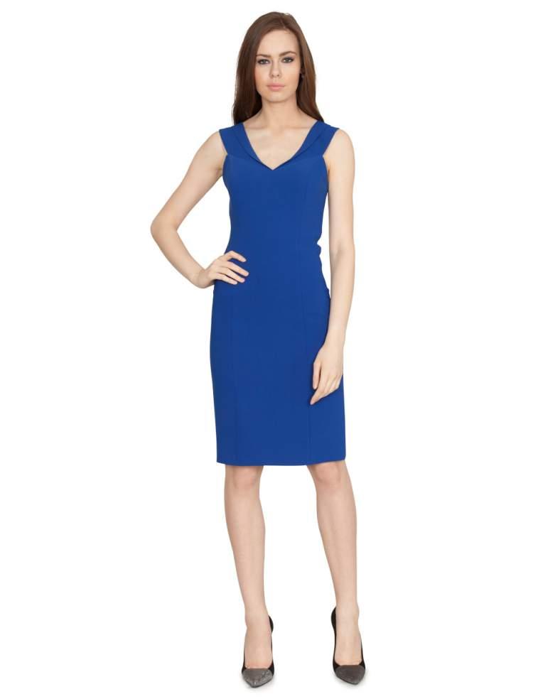 Rüyada Mavi Elbise Giydiğini Görmek