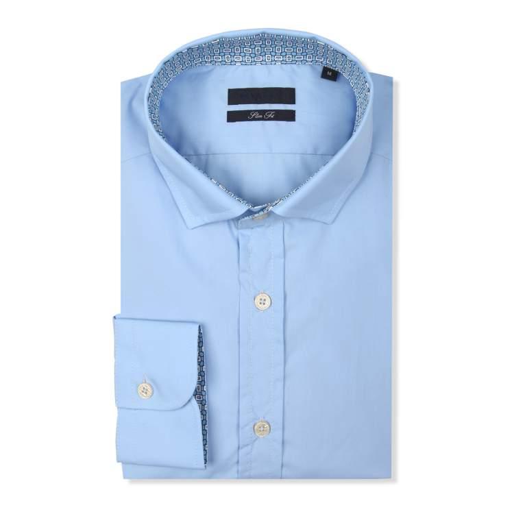 Rüyada Mavi Gömlek Giymek