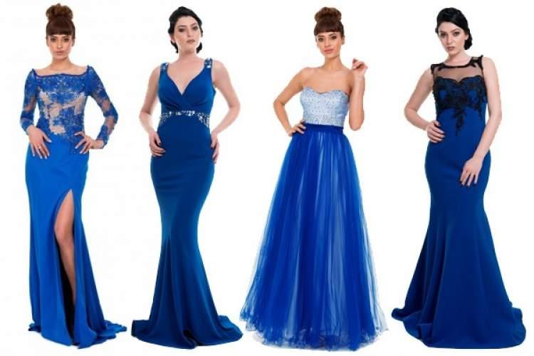 Rüyada Mavi Nişan Elbisesi Giymek