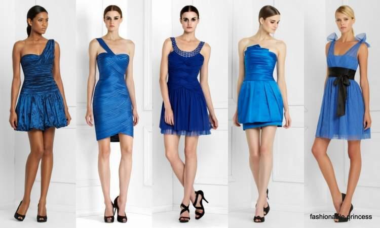 Rüyada Mavi Renk Elbise Giymek