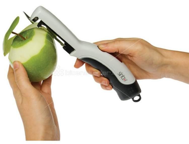 meyve soymak