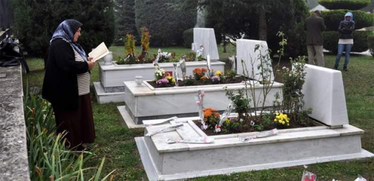 mezar yeri almak