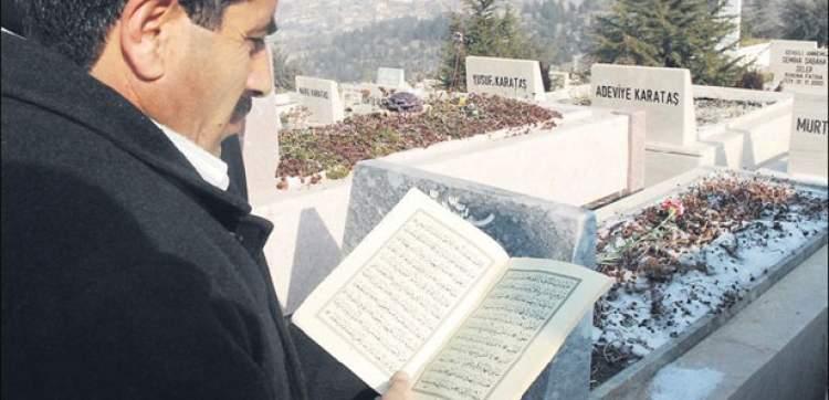 Rüyada Mezarlıkta Yasin Okumak