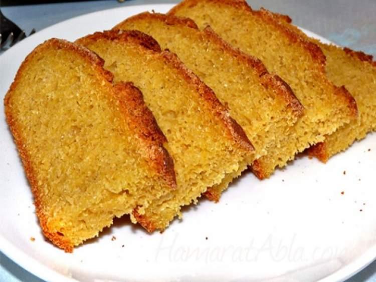 mısır ekmek