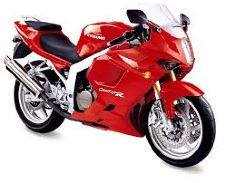 motosiklete binmek