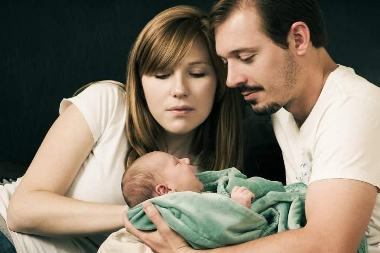 ölen anne baba görmek