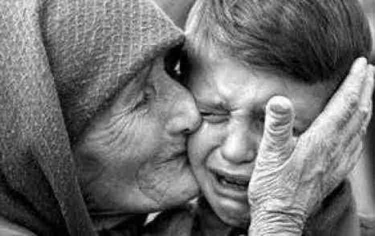 ölmüş anneyi görmek