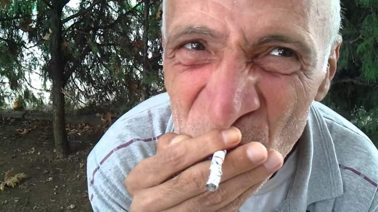 ölünün sigara içmesi