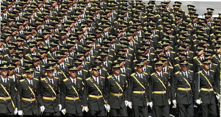 ordu görmek