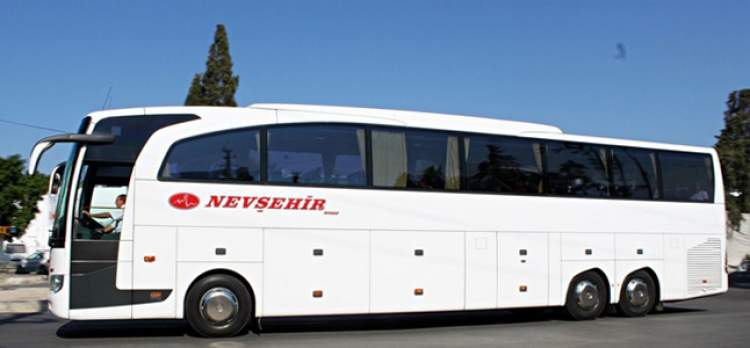 otobüs ile yolculuğa çıkmak