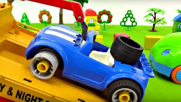 oyuncak araba görmek
