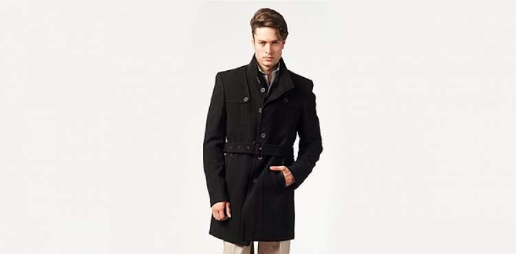 palto giymek