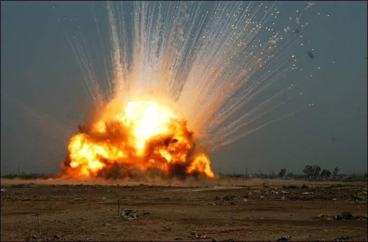 patlama görmek