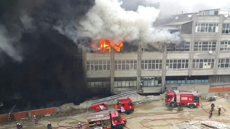 Rüyada Patlama Yangın Görmek