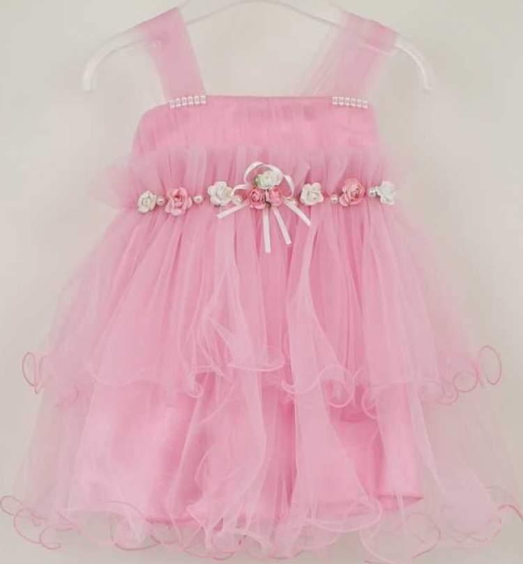 pembe bebek elbisesi görmek