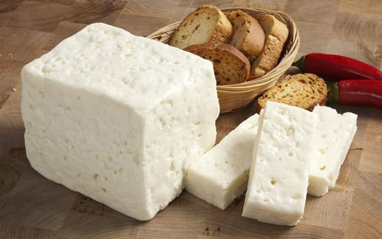 peynir yediğini görmek