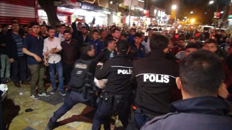 Rüyada Polisle Tartışmak