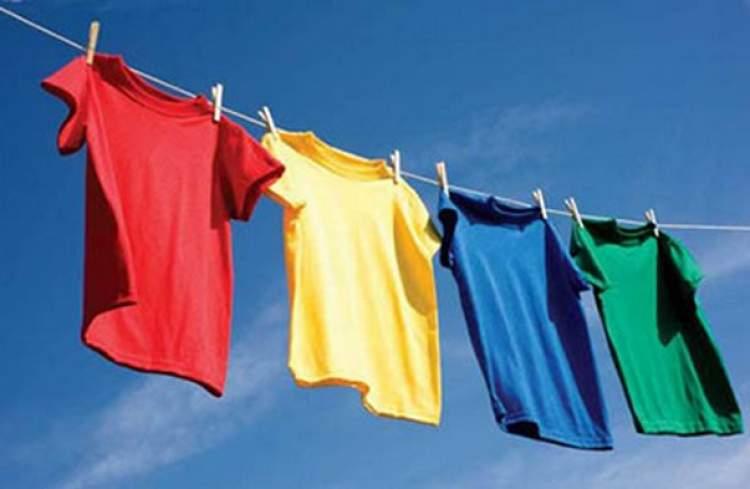 Rüyada Renkli Çamaşır Asmak
