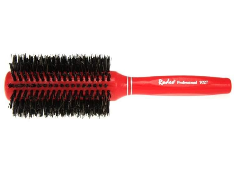 saç fırçası görmek