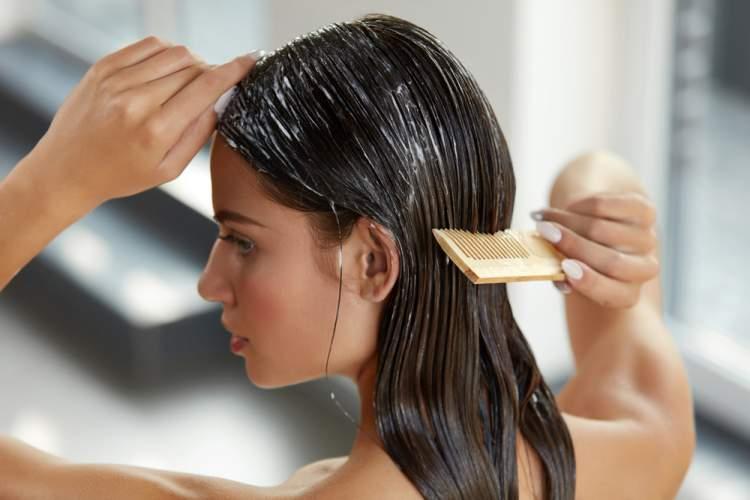 saç gürleşmesi