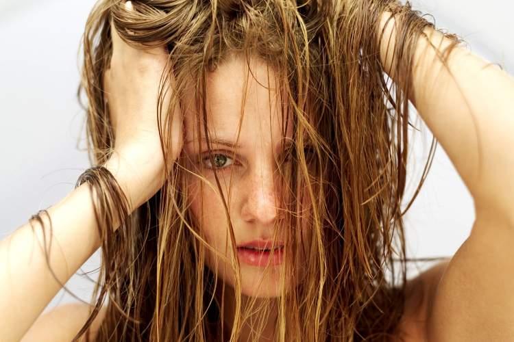 saç yolmak