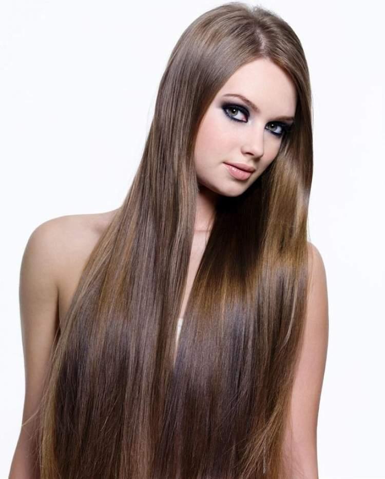 saçın uzaması