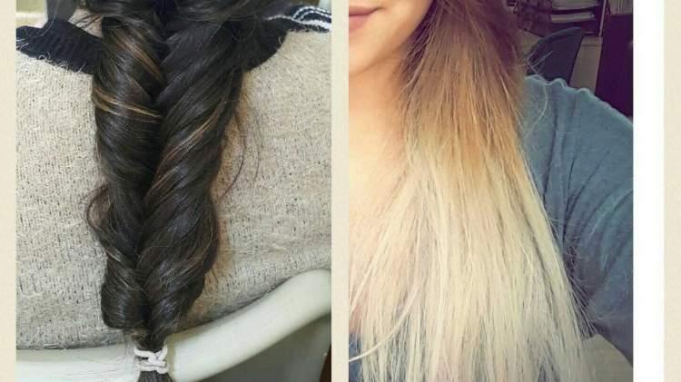 saçını açmak