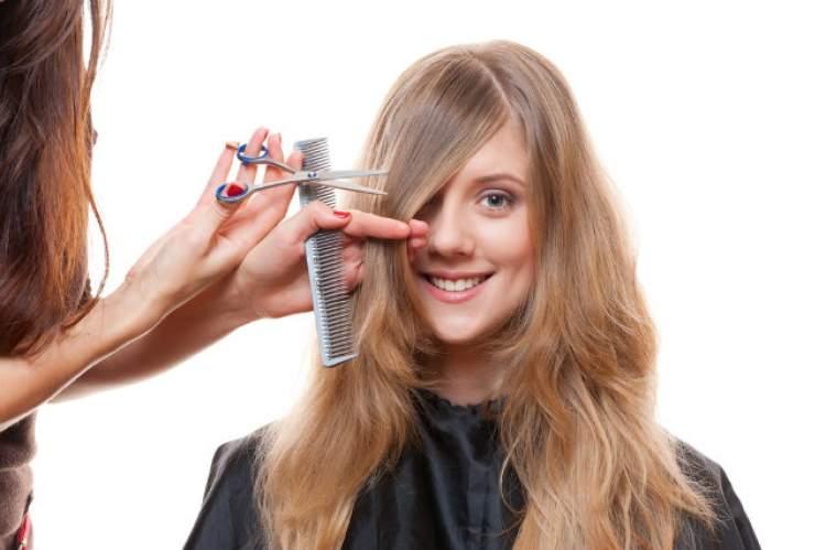 saçını kısa kestirmek