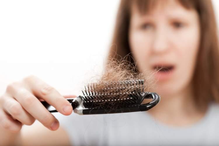 saçların dökülmesi