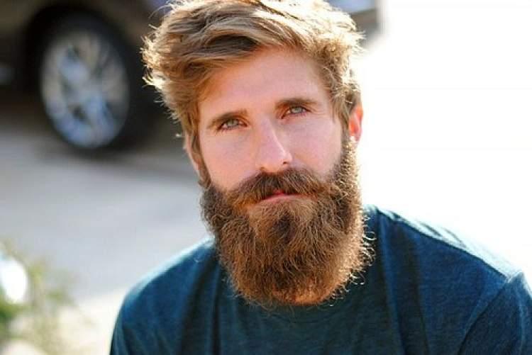 sakallı adamlar görmek