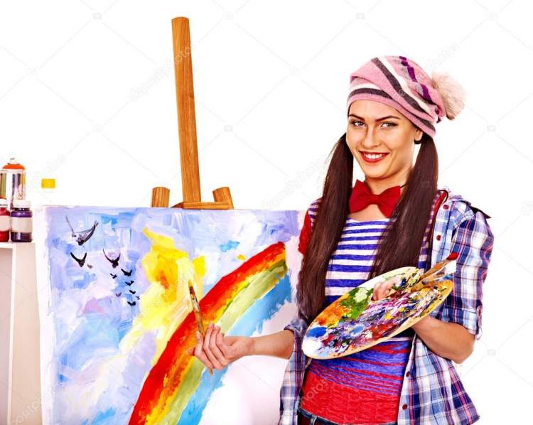 Rüyada Sanatçı Kadın Görmek