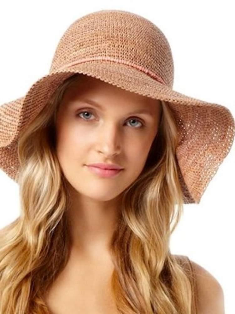 şapka takmak