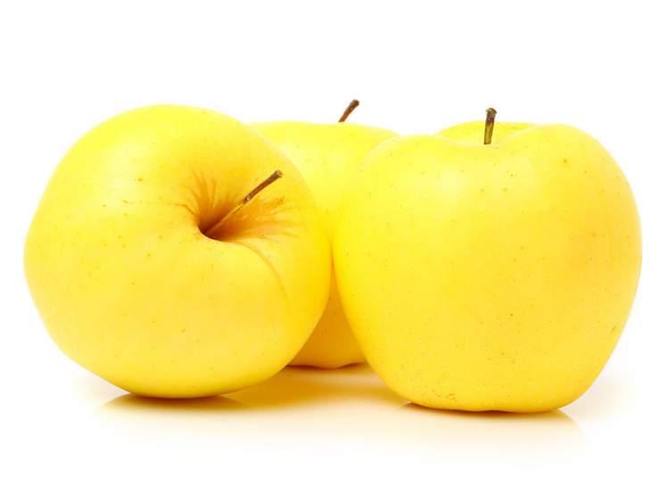 sarı elma yemek