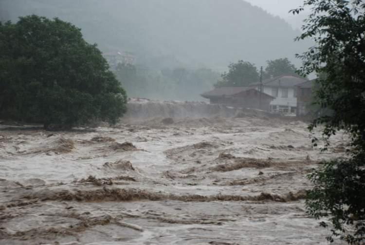 Rüyada Sel Baskınından Kurtulmak
